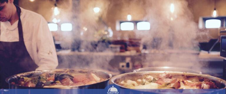 promowanie restauracji od kuchni